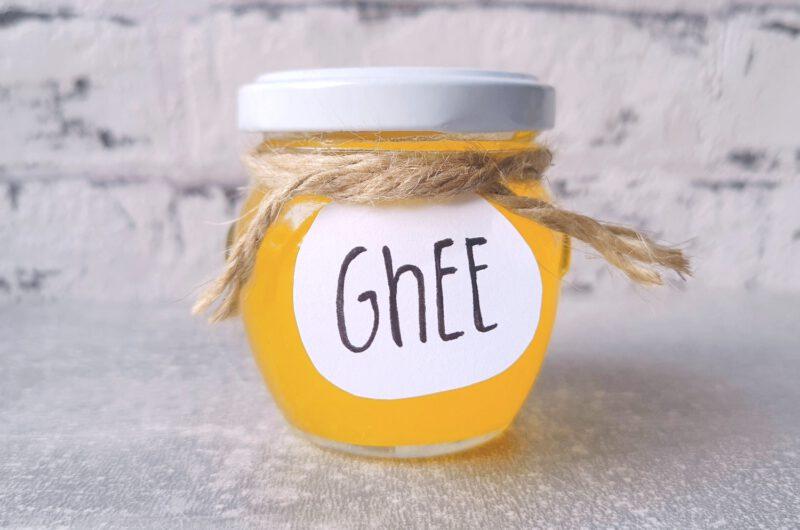 Ghee - das ayurvedische Gold